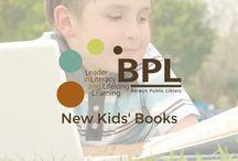 New Kids' Books