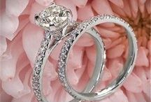 Wedding / Wedding dresses, rings, inspiration...