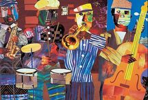 Romare Bearden / by Wilfred Bentley