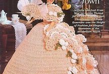 Priscilla gown crochet