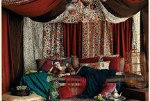 Hora de ir pra cama... / Bedroom Design Ideas
