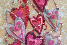 HEARTS HEARTS AND MORE HEARTS!