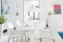 Muebles / Mesas y sillas