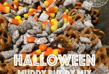 Halloween / Decorations, food, and costumes!
