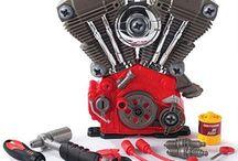 Engine for joe