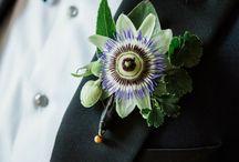 Wedding Flowers / Wedding, Wedding Decor, Wedding Flowers, Flowers, Boutonnieres, Bouquet, Wedding Centerpiece, Centerpiece, Wedding Table, Ceremony Flowers, Ceremony Decor, New England Wedding, Boston Wedding