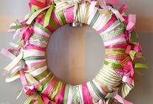crafty wreaths