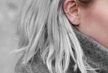 Silver hair ideas