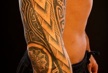 Tribal Tattoo. / Tribal Tattoo.
