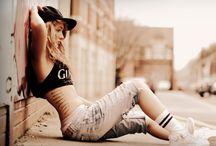 Hip-Hop Girls