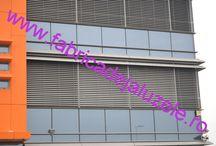 exterior aluminium blinds  / exterior aluminium blinds  http://fabricadejaluzele.ro/produse/umbrire-exterioara/jaluzele-exterioare/