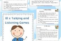 Talking & listening