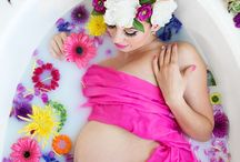 Maternity Milk Bath Ideas