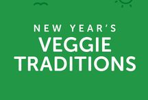 New Year's Veggie Traditions
