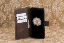 Handmade Galaxy S8 Series Wallets