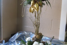 Floral Designs from Turley's Florist  / beautiful floral arrangements designed by the designers at Turley's Florist