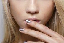 Makijaż/manicure - trendy wiosna/lato 2015 / Które kolory na paznokciach będą modne w sezonie wiosna-lato 2015? Jak wygląda makijaż zgodny z trendami na wiosnę i lato 2015? Zobaczcie!  / by Golden Rose Polska