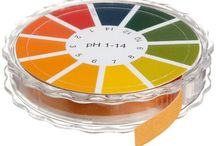 pH Indicators and Solutions