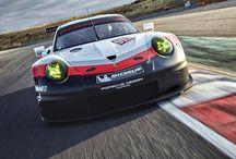 El Nuevo 911 RSR / Llega el nuevo Porsche 911 RSR. Listo para Le Mans 2017. El 911 más extremo de todos los tiempos.