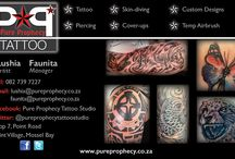 Tattoos / Custom tattoos