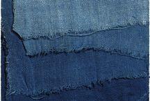 Textures tissus / Détails de textures de tissus