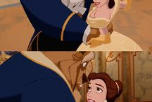 Beauty and the Beast  / by Vicky Diaz