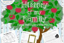 Family History: Children