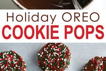 Cookie pops & more