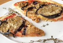 PIZZAS, MUFFINS
