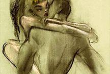 Nude illustration