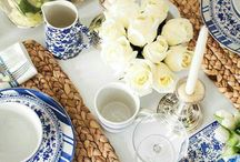 Chinoiserie Party Decoration Ideas
