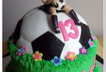 Payton's Soccer B-day / by Shelley Lewis-Baker