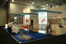 Exhibition Stands by Mark Bric