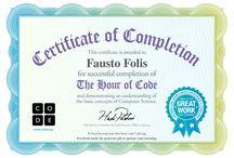 Certificado de CODE