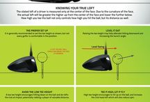 Play Better Golf / Top golfing tips and drills to help improve your game.