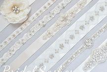 Eva-Mae Bridal Accessories / Made to order bridal accessories
