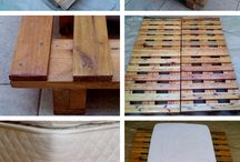 Furniture Ideas / by Sarah Wolf