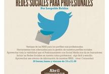 @LeopoldoRoldanP / Actividades que organizo o en las que participo. / by @LeopoldoRoldanP