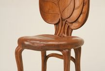 Chairs of the 20th century
