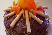 Blue and Gold | Food and Drink / Fun ideas for what to serve at your Cub Scouts Blue and Gold Event. Blue and Gold is a birthday celebration for Scouting, and we're scouring the best of Pinterest to bring you food options your Scouts and Adults alike will love.