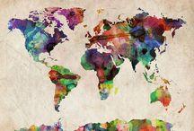 One way around the world