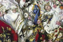 Neo Baroque contemporary art