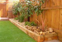 Landscaping/Backyard Ideas