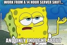 Server Things / by Haleigh Robson
