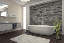Bad en badkamer