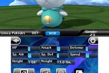 PokeDex 3D Pro / PokeDex 3D Pro is a 3D Pokedex app for the Nintendo 3DS. These are a couple of artworks and screenshots from it. For everything Pokemon please visit http://www.pokemondungeon.com