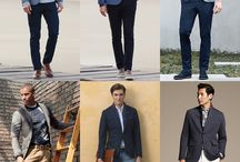 Mens casual blazer / All about blazer