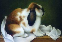 Bunny.Bunny.Bunny / by Kelly Stear
