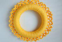 crochet διακοσμητικά