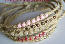 Bracelets and Jewelry DIY